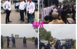 RD Congo : suspension des activités de la campagne électorale à Kinshasa « À quelques jours de la tenue des élections en RD Congo (23 décembre 2018), le Gouverneur de la ville Province de Kinshasa a pris la mesure de suspendre toutes les activités de la campagne électorale sur toute l'étendue de la ville de Kinshasa »