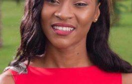 יופי Equato-Guinean: סילביה Adjomo Ndong עדה, מיס גיניאה המשוונית העולם 2018, היא סטודנטית רוצה להיות עיתונאי