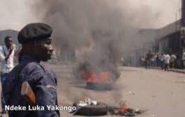 Butembo : « On détruit tout ce qui est FCC et Shadary », à cause de limogeage de l'inspecteur provincial de la Police Goma par JKK après le passage de Fatshivit ... (VIDÉO)