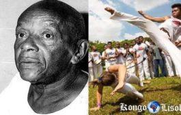"""Mèstr Bimba: envanteur nan capoeira, sa a mond-popilè atizay brezilyen masyal """"pratike pou dè santèn de ane nan Brezil, capoeira, yon melanj de Arts masyal, akrobatik, dans ak mizik"""""""
