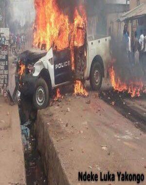 RDC : Incendie et violences à 10 jours des élections, le doute s'installe