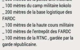Vous avez été prévenu, il n'y aura pas d'élections en RDC: M. Honoré Ngbanda ne l'a-t-il pas prêché?