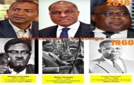L'histoire se répète, Lumumba(Fatshi) victime d'une stratégie de l'ouest qui l'écarte à Bruxelles (Genève) au profit de Kasavubu(Fayulu), celui-ci s'avère faible et incroyablement incompétent bien que diplômé (Fayulu)