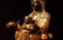 Chaque Peuple a sa Madone avec son Enfant : en cette période de fin d'année et à la veille de la nouvelle année, tout bouge et vibre au rythme des festivités ( Noël 2018 et bonne année 2019 )
