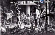 """הומוסקסואליות ועבדות: ההיסטוריה של הומוסקסואליות שחורה / אפריקאית באמריקה """"גברים שחורים / אפריקאים נאנסו באופן שגרתי על ידי בעלי עבדים הומוסקסואליים, התהליך היה ידוע בשם (Buck breaking sex) חוות) """""""