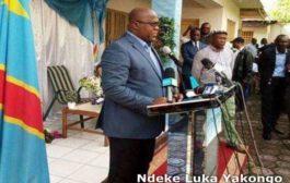 Félix Antoine Tshilombo Tshisekedi le 4ème ou le 5ème président ? Explication de Ndeke Luka ... (VIDÉO)
