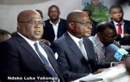 LAMUKA au bord de l'implosion ?? La main tendue du président Félix a Martin Fayulu ne peut être considérée comme une faiblesse « Cette main tendue de président Félix, normalement devrait être perçue plutôt dans le cadre de son action de rassembleur et de la réconciliation nationale » ... (VIDÉO)