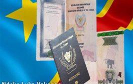 Le passeport Congolais désormais sera vendu à 70$ aux affaires étrangères