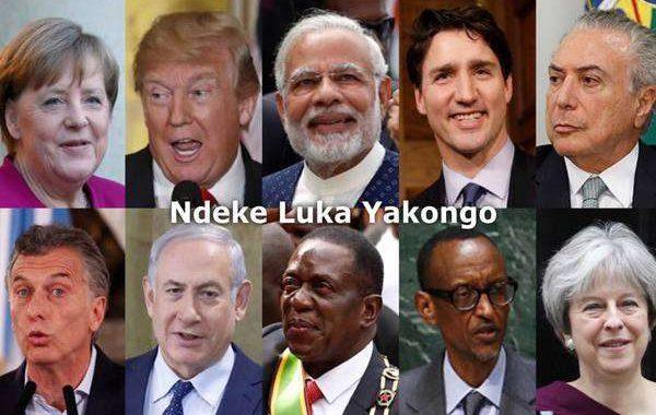 Mes chers frères et soeurs congolais, pourquoi les Occidentaux et l'UA de Paul Kagame sont-ils agités au problème des élections du Congo ? « Et qui est Paul Kagame pour demander l'annulation de l'élection d'un pays souverain ?? » ... (VIDÉO)