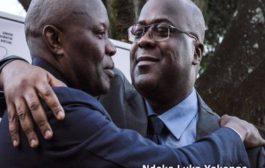 Congo - Kinshasa : Vital Kamerhe Patriotisme prouvé ? Est-ce qu'il peut être l'homme de l'année ?? F. Tshisekedi - V. Kamerhe a pu placer les intérêts du peuple congolais au-dessus de ses ambitions personnelles en formant avec nous le billet gagnant  ... (VIDÉO)
