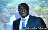 J'aime mon pays, le CONGO J'aime mon frère et ma sœur congolais (e); je suis moi-même congolais; j'ai décidé de ne pas diffuser, transférer et / ou relayer le message subversif de :