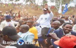 Questions et analyse de Ndeke Luka Yakongo La vitesse de l'info : que gagne Lamuka en meeting à travers la RDC, avec ses pleins ? Après le meeting, allons-nous corriger ou modifier les élections déjà acceptées par la communauté internationale ??