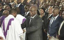 RDC : le président élu FÉLIX-TSHI effectue son premier voyage à l'étranger ce lundi 04-02-2019 à Luanda, mardi 05 à Nairobi et mercredi 06 à Brazzaville