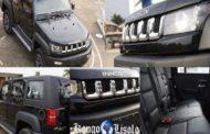 Il y a des Noirs / Africains et noirs / africains : fabriquée au Nigeria par les Nigérians, cette voiture est très rapide