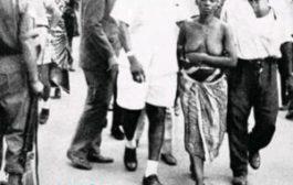 L'opprobre oublié de la veuve Lumumba : après l'assassinat de son mari Patrice Emery Lumumba en 1961, les sbires de Mobutu, jouant les marionnettes des leurs Maîtres Occidentaux, avaient fait subir à la veuve Pauline Lumumba un (e) opprobre innommable