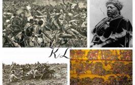 Ménélik II (1844-1913) et la bataille d'Adoua : la bataille d'Adoua se déroule près du village d'Adoua, au cœur de la région du Tigré, dans le nord de l'Éthiopie, le 1er mars 1896 « La victoire d'Adoua, remportée face aux troupes italiennes en 1896 préserva l'indépendance de l'Ethiopie qui fut avec le Liberia le seul pays africain non colonisé »