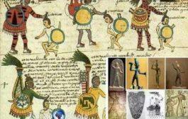 Vous pouvez observer la similitude entre l'Afrique et l'Amérique du Sud et l'importance de la règle des rois des deux Ta-Mari (Kemet) mais surtout que la règle des peuples autochtones du monde entier lorsqu'ils étaient en guerre « dans leur réflexion de couper des têtes responsables, était identique »