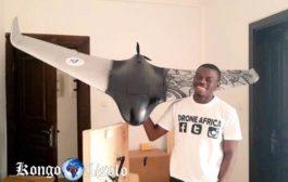 Cameroun : William Elong, le génie qui fabrique des drones : si vous voulez vous faire fabriquer des drones, allez au Cameroun ; là-bas, Wlliam Elong, un jeune entrepreneur a lancé une unité de production de ces appareils volants aux fonctions multiples