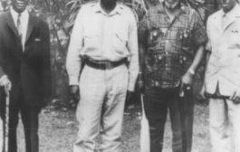 Retrouvaille des Pères des indépendances africaines sur fond de douleur : c'est dans la douleur que les pays africains ont arraché leurs indépendances « Dans la période post-coloniale de la plupart des pays africains, cette douleur était triple »