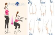 "12 natural tips to tone glutes: girls, here are the 12 exercises to tone your glutes and get an incredible ""ass"""