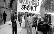 "The link between sport and politics: on August 18, 1964 South-East Africa banned from the Olympic Games, until the 1990s, the Black population of South Africa, but also all non-white populations such as the Indians, very present in the country were subjected to a segregation known under the name ""Afrikaner - Apartheid"""
