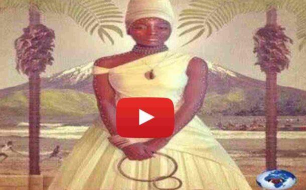 """N'ịbụ onye n'eziokwu na onye egwu egwu nke Haitian """"Rosy Cadet"""" na abụ """"Africa nke a mba anyị"""" ... (VIDIO)"""
