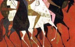 La race des premiers Dieux grecs et romains : les premiers Dieux des mythologies grecque et romaine étaient tous noirs, y compris les Héros de Troie