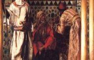 Les habitants de l'Arabie ne sont pas les Arabes familiers de notre temps, mais un peuple très sombre : cette ceinture à relevé les « hamitiques d'Afrique, les Dravidiens de l'Inde », et à un peuple sombre intermédiaire qui habitent la péninsule arabique