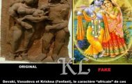 Devaki, Vasudeva et Krishna originent Africaine : dans le dévisement du monde (1298), le marchand vénitien Marco Polo, connu pour ses pérégrinations en Asie