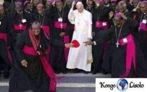 Ignoble mission des évêques Noirs/Africains