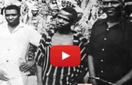"""Cameroon: in memoriam of Ernest Ouandie """"No one has the right to erase the page of the history of a people, because a people without history is a world without soul"""" Ernest Ouandie, the last charismatic Cameroonian revolutionary against the ambient colonialism of the 60s, was executed on January 15, 1971 by France ... (VIDEO)"""