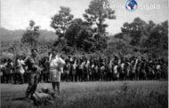 """Kamewoun: 13 septanm 1958, jou Lamberton ak Um Nyobe te rankontre, gade foto ki anba a """"Li se youn nan paj ki pi tris nan istwa Kamewoun"""""""
