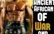 Ogun : la force guerrière au Nigeria ; Ogun est l'Orisha Nigérian qui préside sur le fer, la chasse, l'habileté politique, l'industrie, les arts, la créativité, la vérité et la guerre « Ogun est le guerrier dans toute sa splendeur, sa force et sa puissance » Il est considéré comme une divinité puissante surtout dans le travail des métaux et du feu