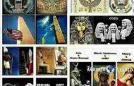 Pas un seul symbole en Occident qui ne vienne des ancêtres Noirs/Africains : armoiries, iconographie, symboles religieux et d'État (...) tout avait déjà été utilisé en Afrique depuis l'Antiquité