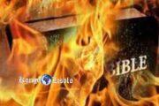 Manti biblik ke nou pa di ou sou: se Bib la enspire pa manti yo ki swarm nan li, lis la pa ta dwe menm konplè si nou te site yo youn pa youn; sepandan, isit la yo se pi gwo manti yo nan Bib la jis ki baze sou levanjil la nan Jezi Kris la, dapre Jan an konparezon ak lòt pasaj nan Bib la