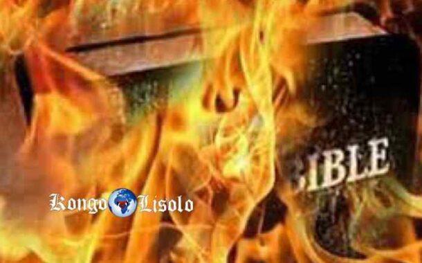 बाइबल झूठ बोलती है कि हम आपको इसके बारे में नहीं बताते हैं: बाइबल झूठ से प्रेरित है जो इसके भीतर झुका हुआ है, अगर हम उन्हें एक-एक करके उद्धृत करते हैं तो सूची भी पूरी नहीं होगी; बहरहाल, यहाँ बाइबिल में सबसे बड़े झूठ यीशु मसीह के सुसमाचार पर आधारित हैं, जॉन के अनुसार बाइबिल में अन्य मार्ग की तुलना में