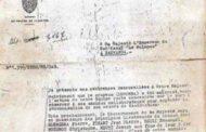 Devwa souvni ki gen rapò ak peripesi lanmò Patrice Emery Lumumba: Étienne Tshisekedi Wa Mulumba te swa nan mitan enstigatè yo oswa nan mitan ekzekitè yo pandan li te Adjwen Depite Komisyonè Jeneral pou Jistis nan Repiblik Demokratik Kongo a nan ane 60 yo.