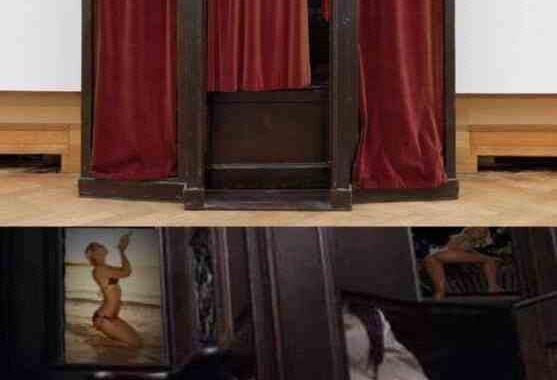 एक अभिशाप केबिन: कैथोलिक इकबाल एक अभिशाप केबिन है; इकबालिया व्यक्ति असाधारण है या कुछ भी नहीं है; अभी तक यह यह शांत, केले और शापित केबिन है जिसने अफ्रीका में कहर बरपाया है