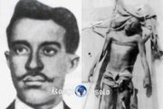 Charlemagne Péralte (1866-1919), est né à Hinche (République d'Haïti) en 1866 dans une famille de la bourgeoisie éclairée : en 1915 les Américains débarquèrent en Haïti « Ce fut le début d'une période d'occupation, marquée par le racisme, qui ne devait s'achever qu'en 1934 »