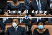 Drôle ou heureuse coïncidence aux couples présidentiels congolais ? Il a fallu qu'il y ait funérailles dans la belle-famille du Président congolais (Brazza) Denis Sassou Nguesso pour que l'opinion publique se rendre finalement compte de la drôle ou de l'heureuse coïncidence entre les couples présidentielles des deux Congo (la République démocratique du Congo et la République du Congo)