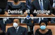 Funny or happy coincidence for the Congolese presidential couples? It took a funeral in the in-laws of the Congolese President (Brazza) Denis Sassou Nguesso for public opinion to finally realize the funny or the happy coincidence between the presidential couples of the two Congos ( the Democratic Republic of the Congo and the Republic of the Congo)