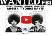 Angela Davis, arrière petite-fille d'esclaves, est née en 1944 à Birmingham (Alabama) : poursuivant ses études secondaires à New York à la fin des années 50, elle lit Marx et s'engage dans la lutte pour les droits civiques « Étudiante à l'université Brandeis dans le Massachusets, elle apprend le français et s'inscrit en philosophie » ... (VIDÉO)