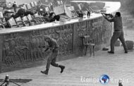 Why and how was the Black Egyptian President El-Sadat assassinated? We are in Cairo in Egypt on October 6, 1981, the Egyptian Black President Anouar El-Sadat is spectacularly and cowardly assassinated by a fundamentalist Arab military commando