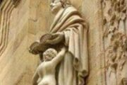 पीडोफिलिया पादरियों को खाने से दूर क्यों है? पुजारी, पुरुष और महिलाएं, धार्मिक, बिशप और कई रोमन कैथोलिक चर्च के पदानुक्रम में अनुभवी पीडोफाइल बन गए हैं; इस घटना के संबंध में क्या स्पष्टीकरण देना है ??