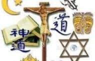 Chaque religion a son Dieu : quoi qu'on en dise, chaque structure religieuse a son Dieu; il est généralement admis que Dieu a créé l'homme à son image « C'est faux - c'est le contraire qui est vrai » C'est bien l'homme qui s'est créé un Dieu à son image; les religions étant l'émanation des hommes, au fur et à mesure que l'homme a évolué, il a en même temps fait évoluer la conception de son Dieu