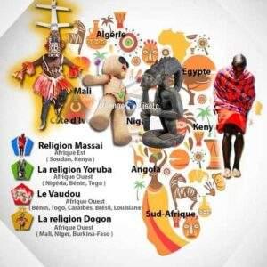 Les religions traditionnelles