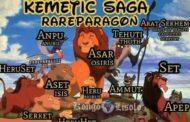 מהיכן מלכות האריות? האריה הוא לא רק מלך החיות, הוא גם סמל הכוח פר אקסלנס בכמה תרבויות; האם ידעת ?? מלך האריות הוא פרשנות למיתולוגיה של קי-מונטו (קמיט)