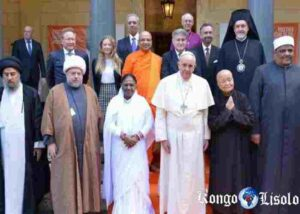Where is the spiritual leader of Blacks / Africans?