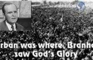 Ceux qui idolâtrent Branham ont-ils raison ? Si pour certains Branham est un prophète & pour les autres, ils le voient carrément « Un ange du Seigneur, Jésus ou même Dieu »; les adeptes de Branham interprètent son message du temps de la fin de mille et une manière