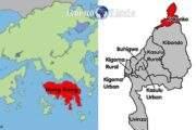 L'Île de Hong Kong et la Région de Kakongo : la Région de Kakongo au Manianga, Mayombe, Muanda (RDC) est un véritable pays qui est presque aussi grand que l'Etat d'Israël, tandis que Hong Kong (Chine) n'est qu'une petite île de rien du tout, par rapport à Kakongo « Par conséquent, la petite île de Hong Kong et la région de Kakongo sont deux réalités différentes, qui ne peuvent être comparées du tout »